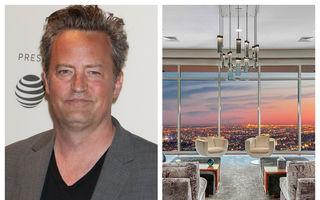 Cum arată cel mai scump apartament din Los Angeles: Matthew Perry oferă o reducere de 8 milioane de dolari