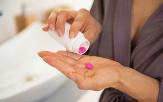 10 lucruri care nu se țin în baie. Medicamentele sunt primele pe listă!