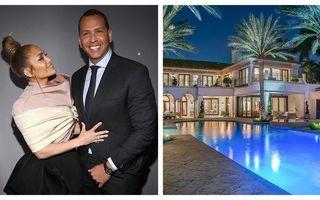 Jennifer Lopez și Alex Rodriguez și-au luat casă în Miami: Cum arată o vilă cu 10 dormitoare și 12 băi