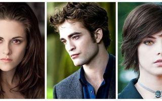 Cum s-au schimbat actorii din Twilight de-a lungul timpului