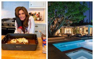 Cindy Crawford vinde casa din Beverly Hills: Lux de cea mai înaltă clasă!