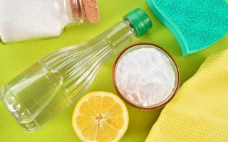Oțetul de lămâie, ajutor la curățenie. Cum îl prepari și la ce să îl folosești