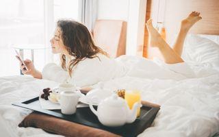 5 obiceiuri matinale care te îngrașă