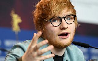 Ed Sheeran a devenit tată: Prima imagine pe care a postat-o starul după nașterea fetiței lui