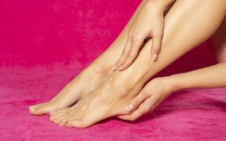 Masajul picioarelor. 7 beneficii importante