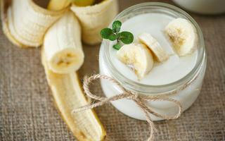 Dieta cu banane și iaurt. Beneficii pentru sănătate
