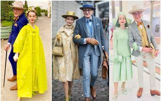 Doi pensionari din Berlin au cucerit lumea modei. Ținutele lor elegante sunt spectaculoase!