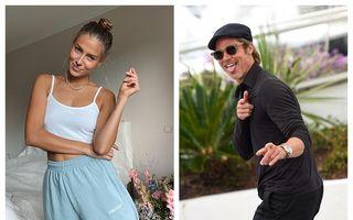Iubita lui Brad Pitt a postat o nouă imagine pe Instagram: Nicole Poturalski începe să o enerveze pe Angelina Jolie