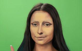 Makeup artistul care se poate transforma în orice personaj. Postările sale au milioane de like-uri