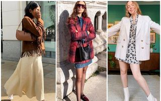 Ce jachetă să porți cu fiecare tip de rochie. 6 asocieri perfecte