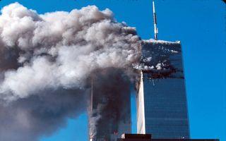 11 septembrie 2001, ziua pe care nu o vom uita niciodată: 45 de imagini impresionante