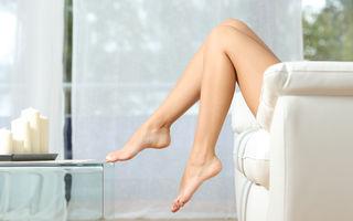 Remedii naturale care elimină firele de păr crescute sub piele