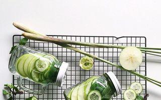 Beneficiile sucului de castravete: Cât de mult te ajută să slăbești?