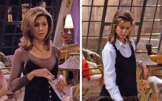 """10 tendințe în modă lansate de Jennifer Aniston în """"Friends"""". Sunt încă de actualitate"""