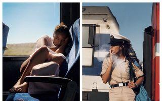 Lungul drum dinspre și către casă: 30 de imagini care arată cum e viața de navetist