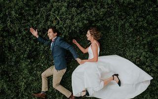 Cele mai neobișnuite fotografii de nuntă: 18 imagini cu totul speciale