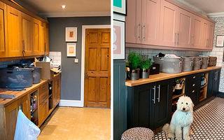 Cum a redecorat o fată de 12 ani casa familiei într-o săptămână, cu un buget de numai 150 de dolari