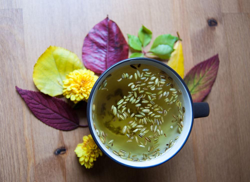 ceai de fenicul