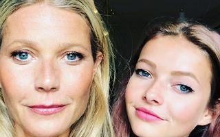 Cum a reacționat Apple, fiica lui Gwyneth Paltrow, la imaginea nud postată de mama sa pe Instagram