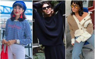 Ce pulovere se poartă în toamnă 2020 și cum să le incluzi în ținute stylish