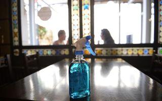 Restricții în București, de miercuri: Restaurantele și cafenelele se închid, nu se fac nunți și botezuri