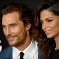 Matthew McConaughey, un barbat dintr-o specie rara: Singurul meu vis a fost mereu sa devin tata