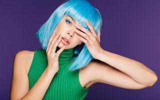 Albastru de metil pe păr. Cum să-l folosești corect