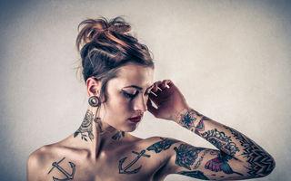 7 părți ale corpului pe care nu ar trebui să-ți faci niciodată un tatuaj. Iată de ce!
