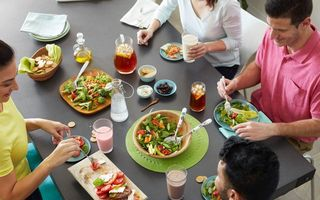 Importanța unei alimentații corecte pentru o bună funcționare a organismului