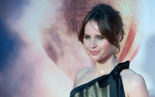 Felicity Jones împlinește 37 de ani: 20 de imagini cu una dintre cele mai frumoase actrițe britanice