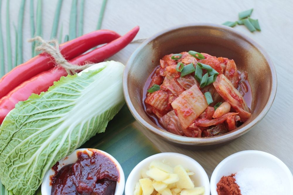 reteta kimchi