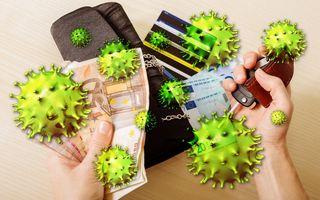 Studiu recent: cât rămâne contagios coronavirusul pe diferite suprafețe
