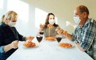 Cum să te întâlnești cu oamenii dragi în siguranță, în timpul pandemiei