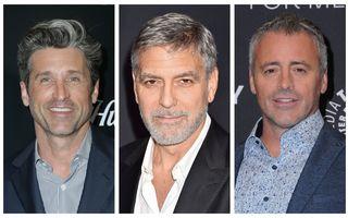 Părul grizonat e sexy! 15 bărbați celebri care o demonstrează