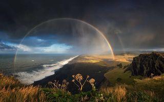 Vremea în imagini: Cele mai bune fotografii care surprind fenomene meteo impresionante