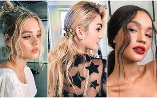 30 de coafuri simple pentru părul lung