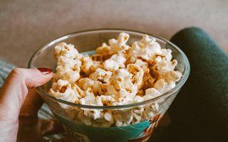 Popcornul chiar îngrașă? Răspunsul la această întrebare chiar te va surprinde