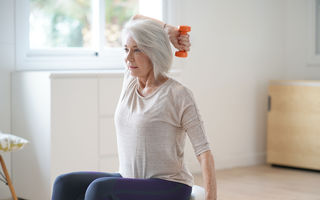 Cele mai bune exerciții pentru femeile de peste 50 de ani
