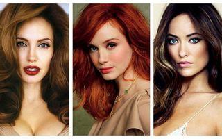 Cele mai frumoase femei din acest secol: De la Megan Fox, la Angelina Jolie