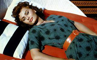 """Cel mai mare regret pe care îl are Sophia Loren: """"A fost visul meu și încă mai este"""""""
