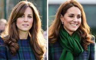 """Trucurile inteligente datorită cărora Kate Middleton poate să-și """"recicleze"""" ținutele, fără ca nimeni să sesizeze"""