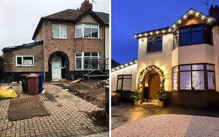 Femeia care și-a transformat locuința în casa visurilor sale: Valoarea proprietății a crescut cu peste 100.000 de euro
