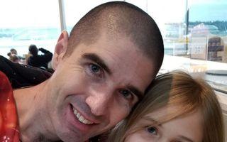 Planul uimitor al unui tată răpus de boală: A strâns bani din donații pentru familie și i-a găsit serviciu soției după decesul său
