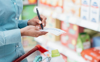 Cum să fii eficient la cumpărături. Sfaturi pentru a ieși pe plus