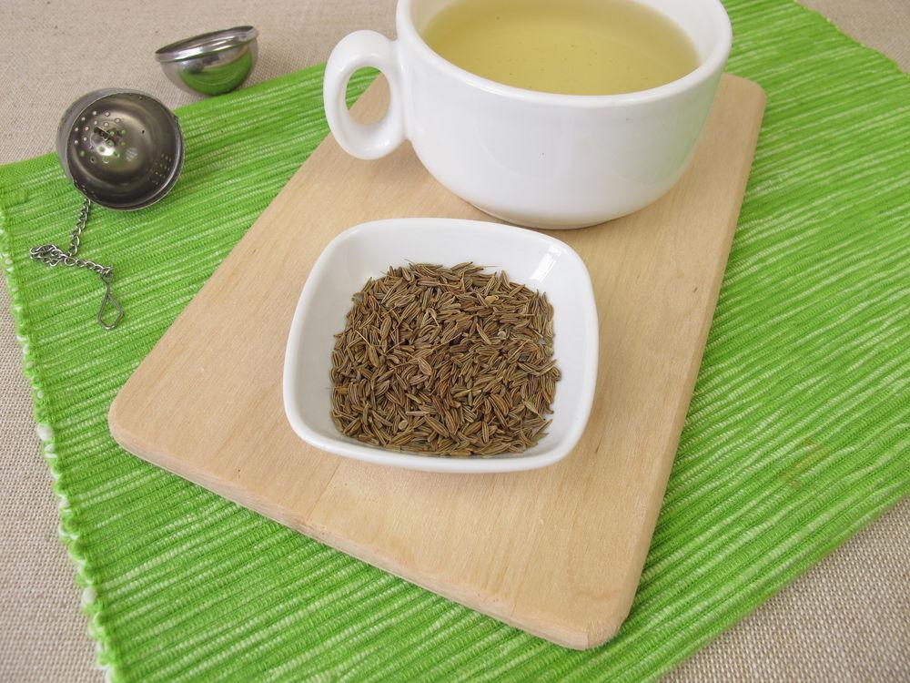 ceai de chimen preparare
