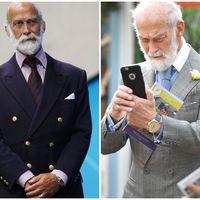 Hipster la 78 de ani: Cine este Prințul Michael de Kent, cel mai elegant barbat din familia regala