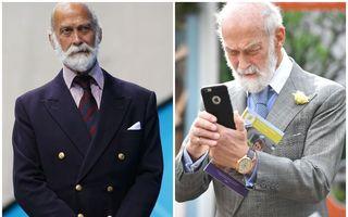 Hipster la 78 de ani: Cine este Prințul Michael de Kent, cel mai elegant bărbat din familia regală