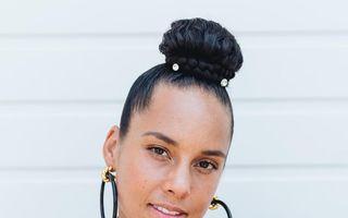 Alicia Keys, vedeta care nu se mai machiază. De ce a renunțat la farduri