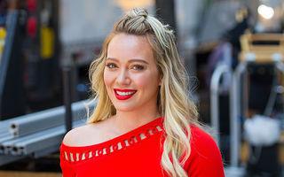 Hilary Duff, însărcinată cu al treilea copil, a fost expusă la COVID-19