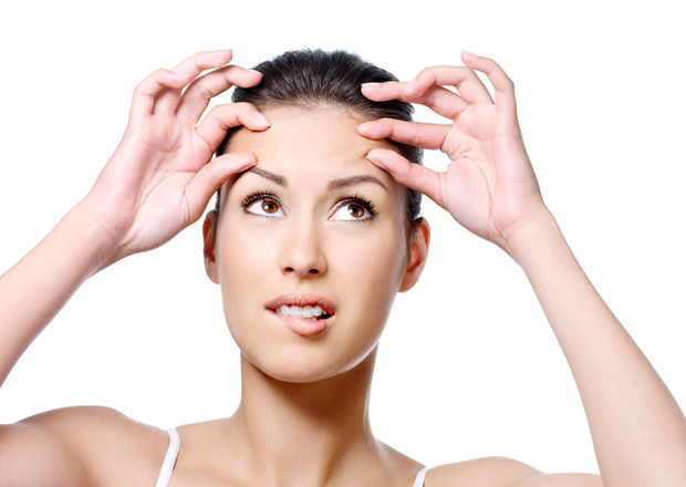 Cum să previi și să tratezi ridurile de pe frunte